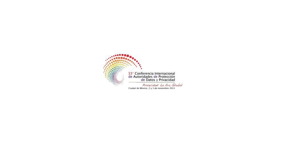 33a Conferencia Internacional de Autoridades de Protección de Datos y Privacidad