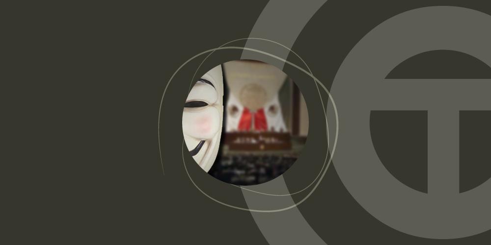 Anonymous filtra CURP, teléfono, mail y nombre de más de 400 diputados