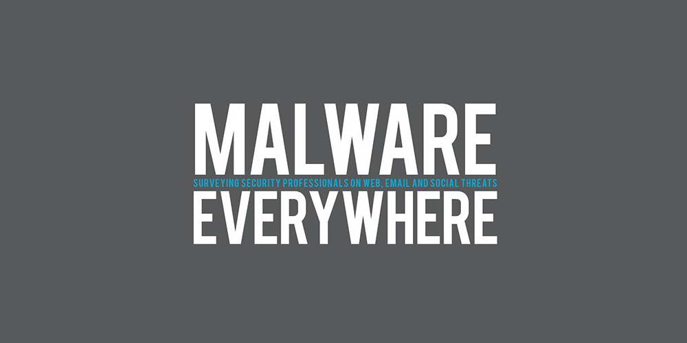 Malware everywhere!