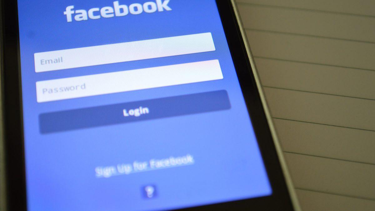 Facebook y la privacidad de datos