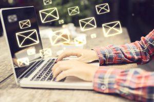 El spam es la forma más común de distribuir malware