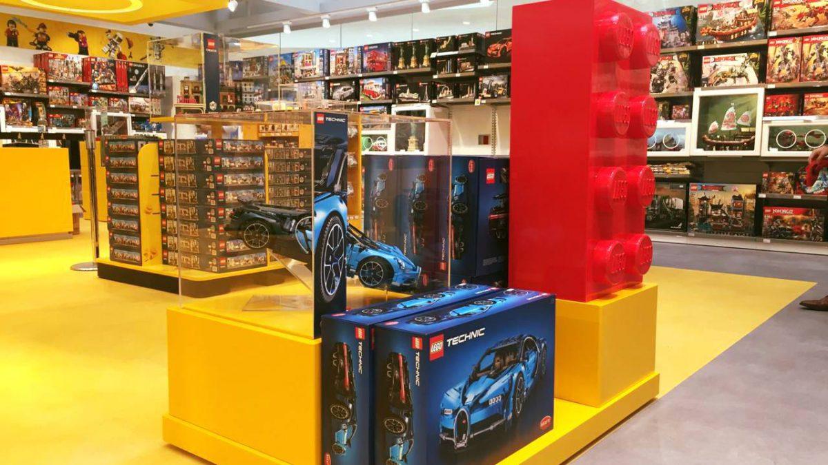 Lego gana batalla contra productos similares